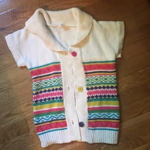 Carter's Colorful Cardigan